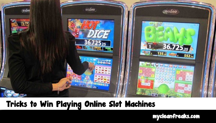 Tricks to Win Playing Online Slot Machines
